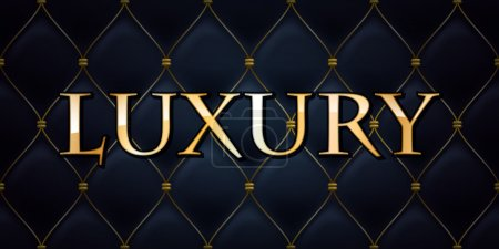 Luxury abstract quilted background.