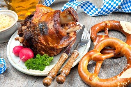 German Pork Knuckle
