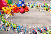Karneval barevné pozadí