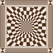Seamless texture or background with geometric patterns 19 brown