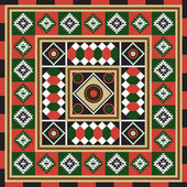 African pattern 21