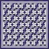 African pattern 45