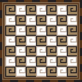 African pattern 66