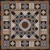 African pattern 69