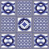 Seamless geometric pattern 29