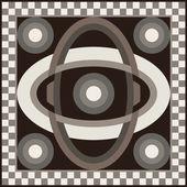 Seamless geometric pattern 74
