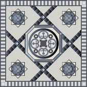 Seamless geometric pattern 33