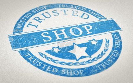 Trusted Shop Mark