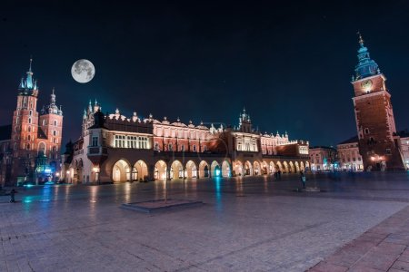 Krakow The Main Square