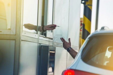 Paying Highway Toll