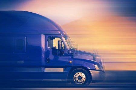 Speeding Truck Concept