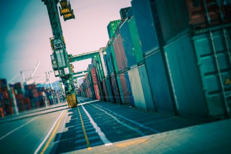 Cargo Containers Alley