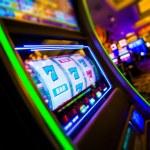 Casino Slot Machines. Las Vegas Strip Digital Slot...
