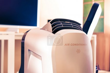 Air Conditioner in Office