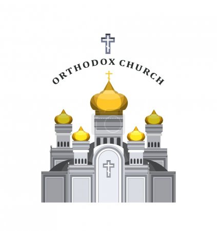 vector Orthodox church