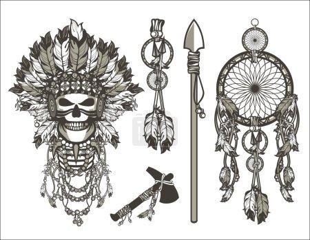 vector, background, element, illustration, design, set - B123375976