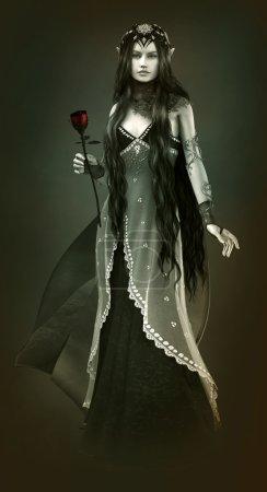 Darkness, 3d CG