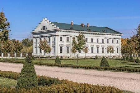 Palace of Kirill Razumovsky, Baturyn, Ukraine.