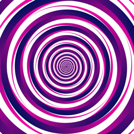 abstract concentric lines background