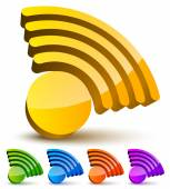Signal graphics for wireless technology
