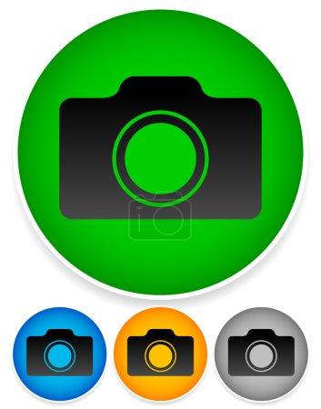 Video camera symbol set