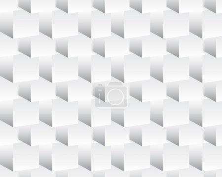 Cubical pattern, background