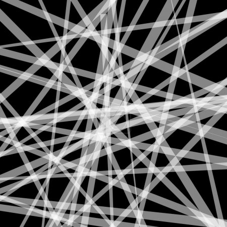 random lines abstract background