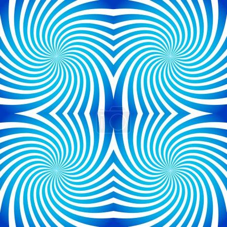 milieux abstraits en spirale, motifs