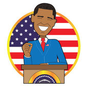 Barack Obama American President