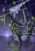 Adventure Island - the Ghost Ship