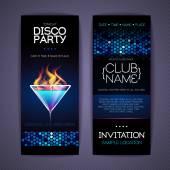 Disco Corporate identity templates Cocktail