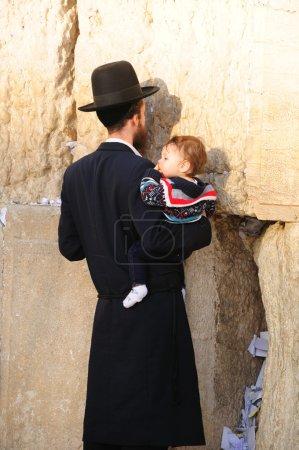 Praying jew.