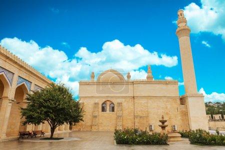 Juma Mosque, Samaxi Cume Mescidi, in Shamakhi, Azerbaijan