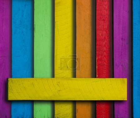 boards in different colors