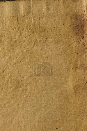 Photo pour Texture grunge de papier avec des gouttes de café - image libre de droit