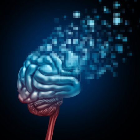 Digital brain and mind upload or uploading human t...