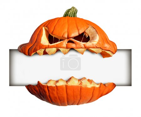 Halloween Blank Sign