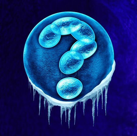 Frozen embryo concept and genetic and legal questi...