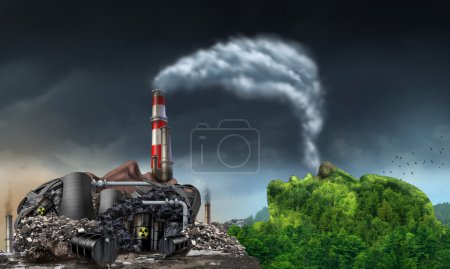 Industry Pollution