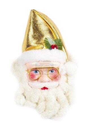 Souvenir of Santa Claus's head