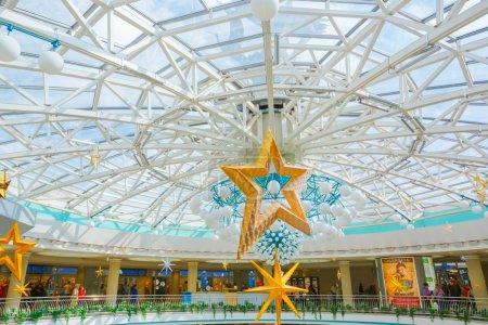 Belarussian Shopping Center Stolitsa In Minsk