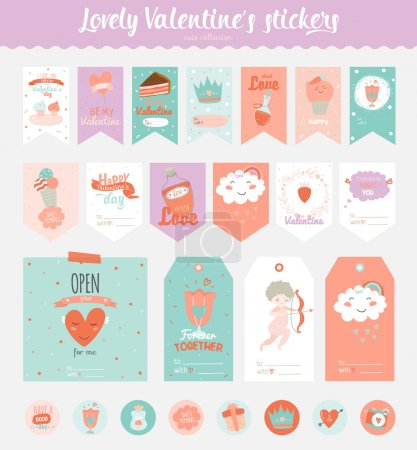 Easter greeting tags