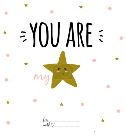 You are my star poster
