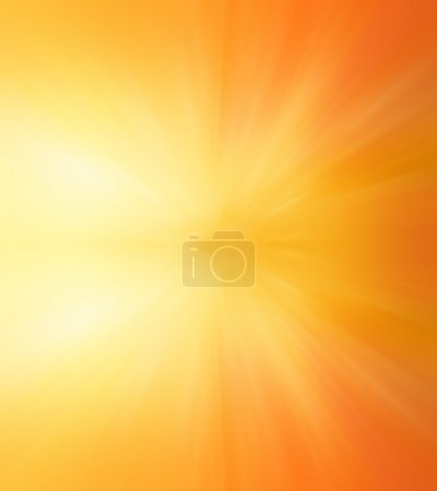 Abstract background rays orange colour...