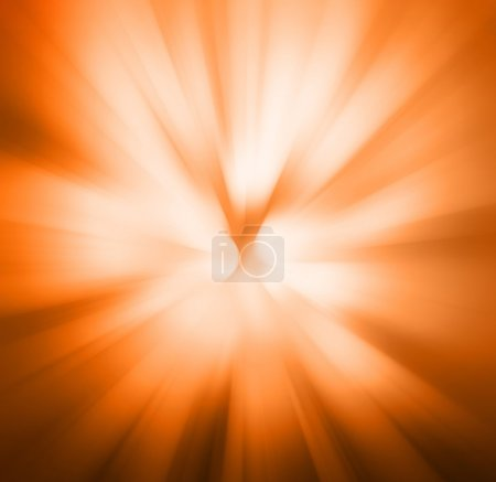 Abstract background rays blue colour...