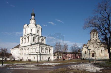 SpasoAndronikov Monastery Moscow