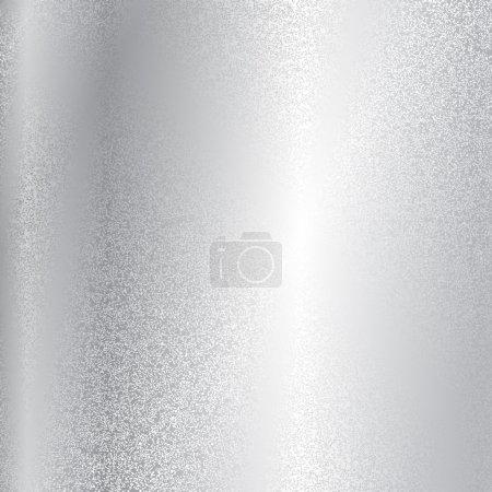 Vector silver metal texture...