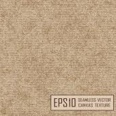 Realistic texture of burlap
