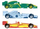 Závodní vozy