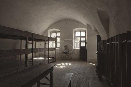 Barracks Room In Terezin
